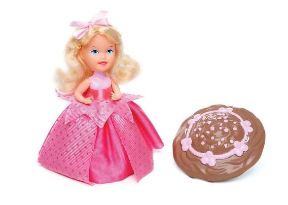 Cupcake Surpresa Aurora Princesas Disney - Bonellihq L18