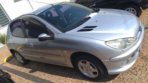 Peugeot 206 1.6 16v Feline 5p 2004