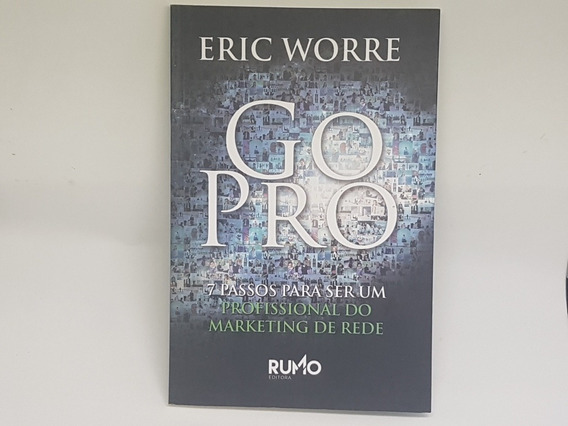 Livro Go Pro 7 Passos Para Ser Um Profissional Do Mr