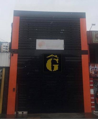 Imagem 1 de 2 de Salão À Venda, 408 M² Por R$ 2.650.000 - Tatuapé - São Paulo/sp - Sl0061