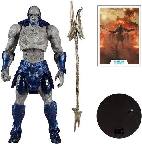 Imagen 1 de 2 de Darkseid Justice League Dc Multiverse Mcfarlane Toys