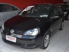 Volkswagen Polo Sedan Confortiline 1.6 Flex 4p 12/13