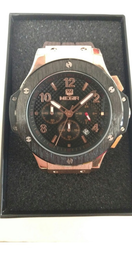 Relógio Megir Cronômetro