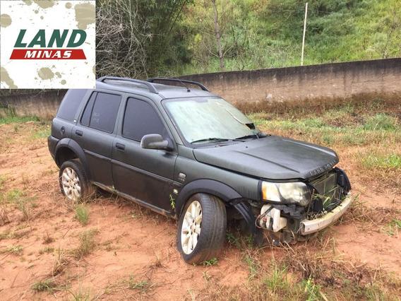 Land Rover Freelander 2.5 Hse 5p Sucata