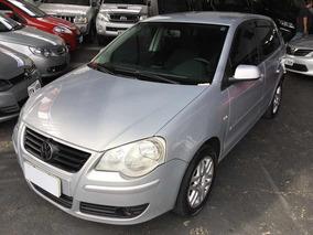 Volkswagen Polo Sportline 1.6 2008 Prata Completo