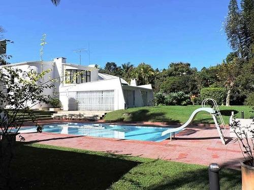 Casa Com 5 Dormitórios Suítes À Venda, 804 M² Por R$ 2.500.000 - Jardim Colonial - Carapicuíba/sp - Ca0840