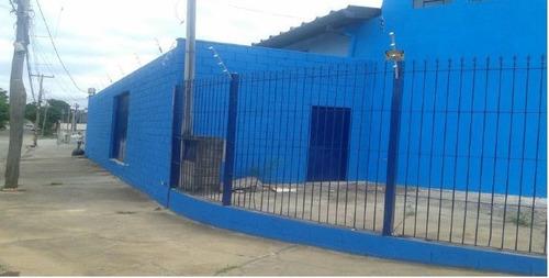 Barracão Para Alugar, 440 M² Por R$ 3.900,00/mês - Vila Mimosa - Campinas/sp - Ba0242