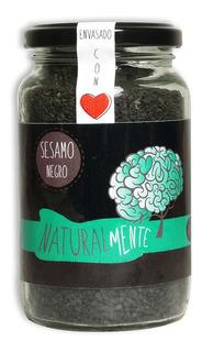 Semillas De Sesamo Negro 220 G