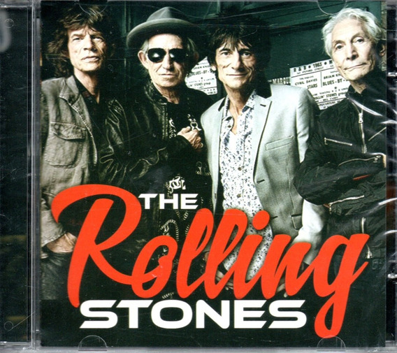 Cd The Rolling Stones - Satisfaction