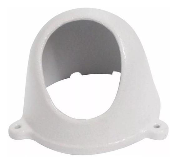 Proteção Dome De Alumínio Branco 6 Und