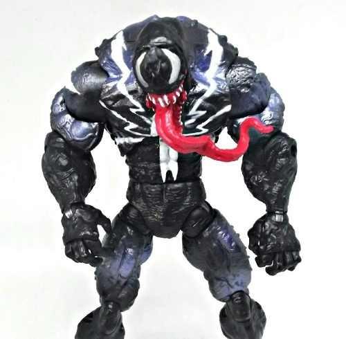 Boneco Action Figure Venom Homem Aranha Marvel Legends Spide