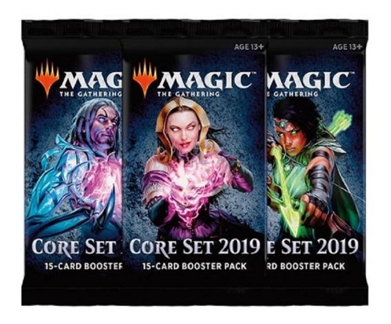 Magic Coleccion Basica 2019 Booster Pack