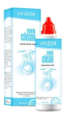 Liquido Para Lentes De Contacto Ever Clean 225ml