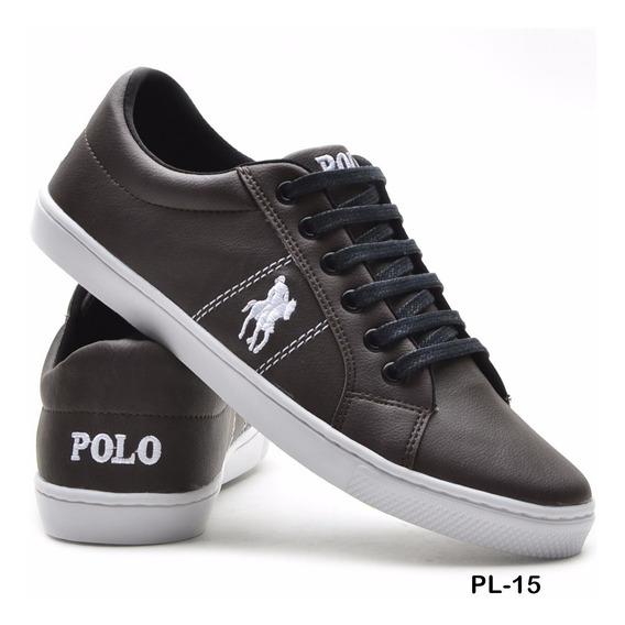 Tênis Iate Slip Polo Plus Original Promoção Envio Imediato