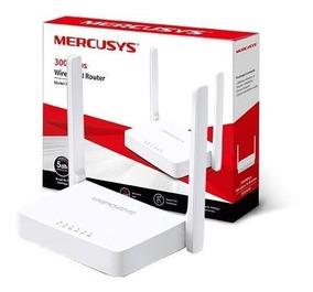 Roteador Wireless Mercusys N 300mbps Mw301r 2 Antenas