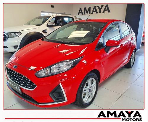 Amaya Nuevo Ford Fiesta Kinetic Design 1.6 S Plus 0km