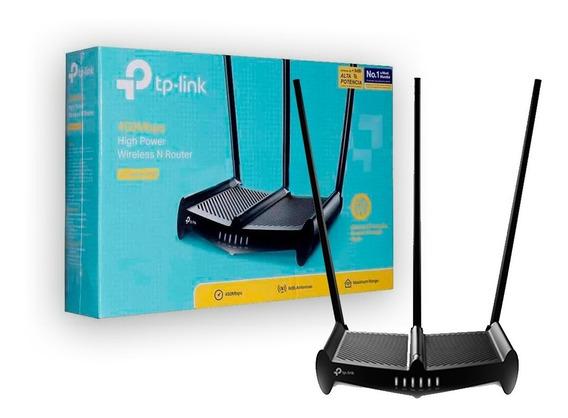 Router Tp Link 941hp 450 Mbps Wifi Rompemuros 9dbi Palermo