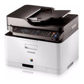 Multifuncional Samsung Clx-3305fw Seminova - Toner Cheio