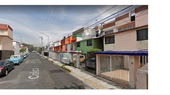 Remate Casa Col Coyuya Iztacalco $798,500