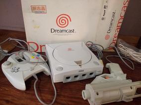 Dreamcast Sega Completo + 25 Jogos Originais