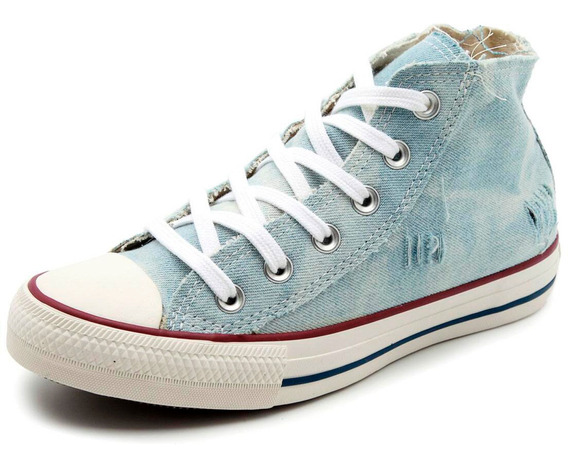 Tênis Converse Chuck Taylor All Star Jeans - Azul