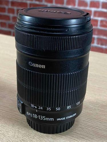 Lente Canon Efs 18-135mm F3.5-5.6 Estabilizador
