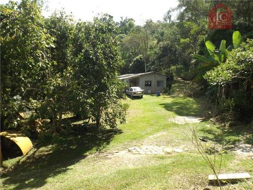 Chácara Residencial À Venda, Colonial Village (caucaia Do Alto), Cotia. - Ch0032