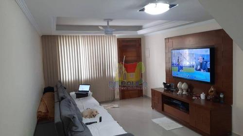 Imagem 1 de 29 de Sobrado Com 2 Dormitórios À Venda, 115 M² Por R$ 450.000,00 - Vila Beatriz - São Paulo/sp - So0705