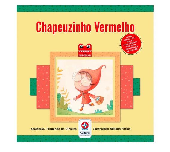 Livro Interativo Chapeuzinho Vermelho - Estrela Cultural