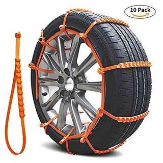 Cadenas De Nieve Cadenas De Neumáticos De Emergencia Cadena