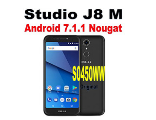 Software Original Blu Studio J8 M S0450ww