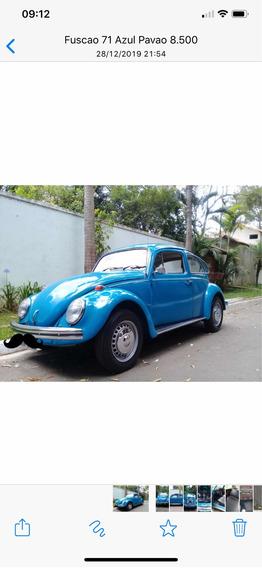Volkswagen Fusca Fuscao 1.500