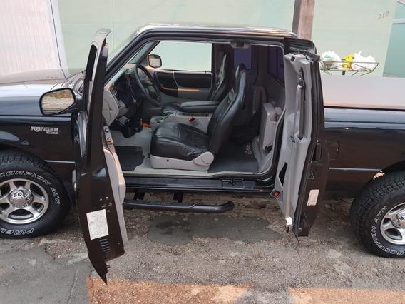 Ford Ford Ranger 4.0 Xlt 4x4 Ce V6 12v Gasolina E Gnv 2p Ma