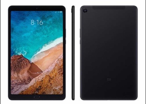 Tablet Xiaomi Mi Pad 4 Plus 10.1 64gb Novo Envio Imediato