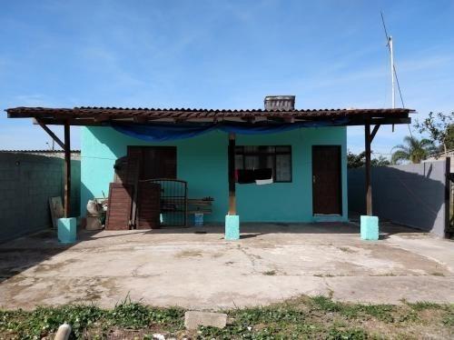 Vendo Ótima Casa Com Varanda   Itanhaém Litoral - 6833 Npc