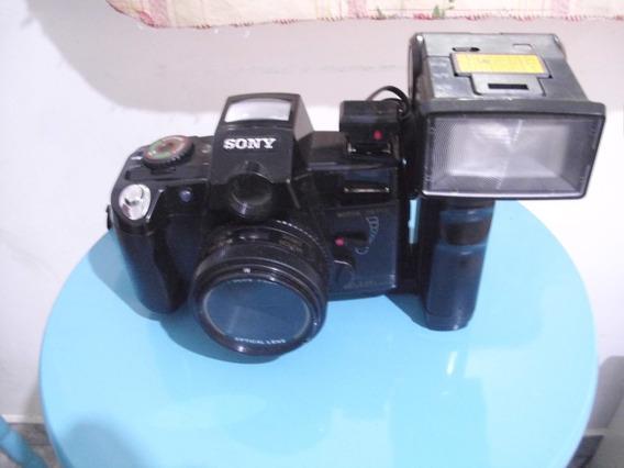 Maquina Fotografica Antiga Canon Sony Red Eye Reduction