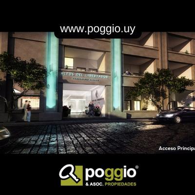 Apartamentos Venta Aguada Altos De Libertador 3 Dormitorios