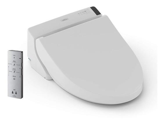 Assento Toto C200 Connect+ Elongated-bowl Washlet Seat