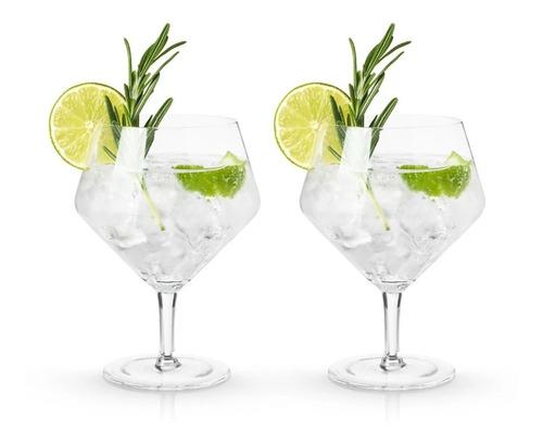 Imagen 1 de 2 de Copas Gin & Tonic Marca Viski