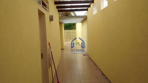 Casa Residencial À Venda, Vila Santa Cruz, São José Do Rio Preto - Ca1670. - Ca1670
