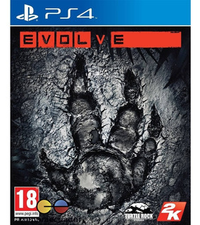 Evolve Ps4 Playstation 4 Juego Fisico