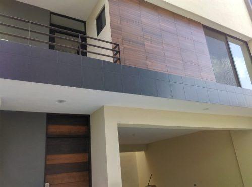 Casa Minimalista Nueva En Venta, Col. Nuevo Aeropuerto, Tampico, Tamaulipas.