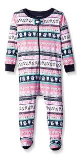 Enterito Osito Pijama Beba Talle 18 Meses