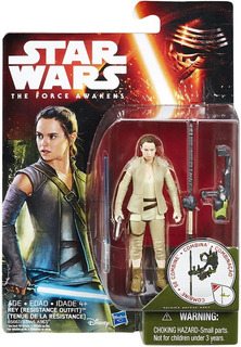 Star Wars The Force Awakens Rey Resistance Outfit 3