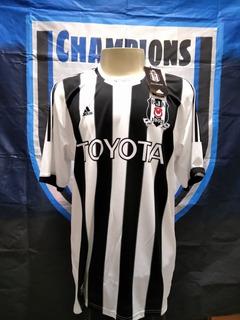 Camisa Besiktas adidas 2013/2014 Home Torcedor Original