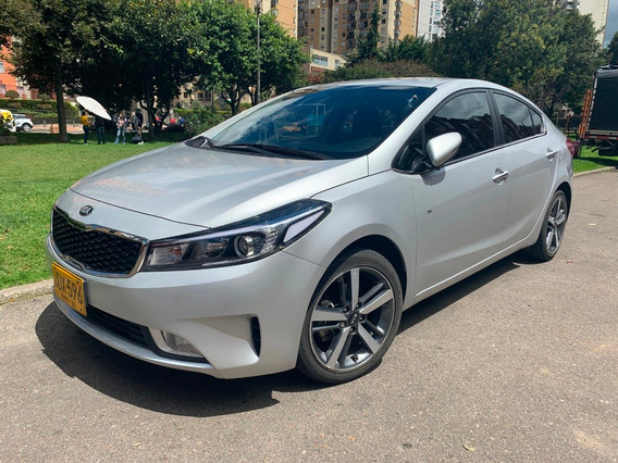 Kia Cerato Pro 2da Gen Sx Full Eq. At 1.6