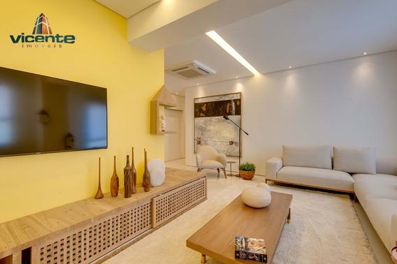 Renovação, Espaço E Lazer! Apartamentos De 362,31 M² E 411,67 M² Com 4 Suítes, 4 Vagas De Garagem E Uma Área De Lazer Ampla E Completa.casa Opus Areiã - Cod-0034 - 68095546
