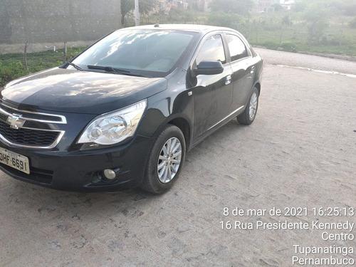 Imagem 1 de 9 de Chevrolet Cobalt 2012 1.4 Ltz 4p
