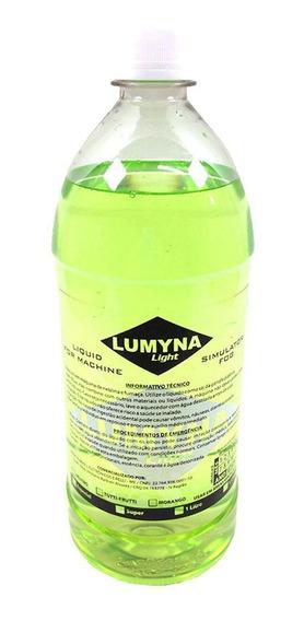 Líquido Para Máquina De Fumaça Lumyna Light Ls1 1 Litro