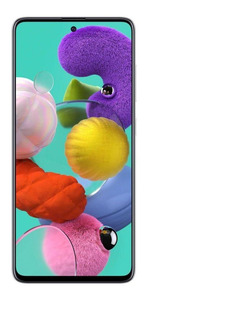 Smartphone Samsung Galaxy A51 6.5 128gb 4gb Ram 4 Câmeras